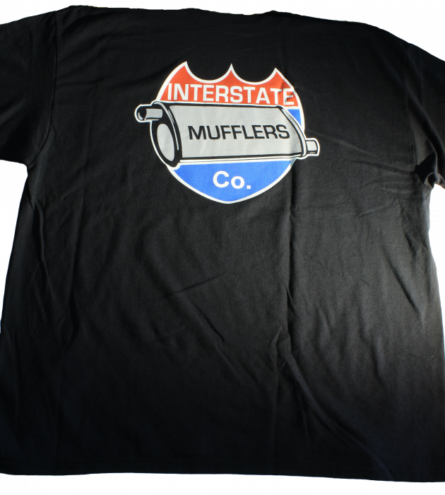 Interstate Mufflers Logo T-shirt