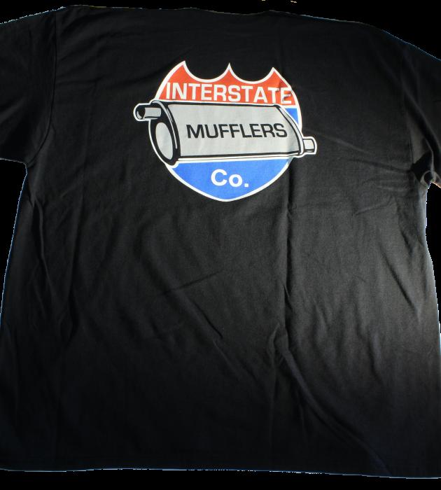 Interstate Mufflers Logo T-shirt