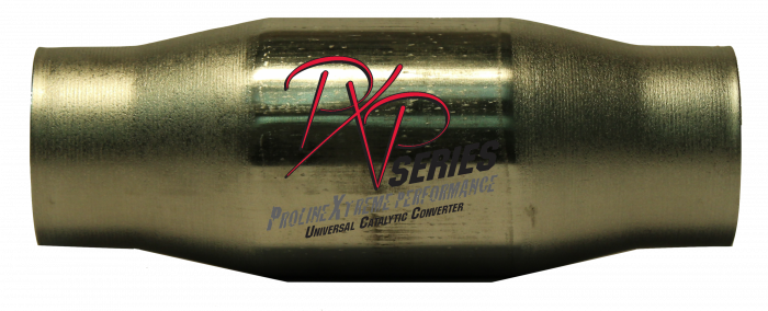 "PXP Series Universal Catalytic Converters - Catalytic Converter 3""id X 4""round X 11""long metallic substrate 415300"