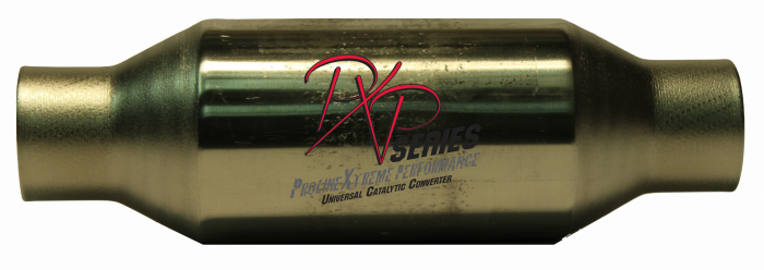 """Catalytic Converters - Catalytic Converter 2""""id X 4""""round X 13""""long Heavy Load PXP435200"""