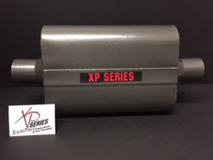 "XtremePower Chamber Highway and Street Performance - XP400 series- 4"" x 9"" x 13"" BODY 2.50""ID CENTER/OFFSET 19""OAL #XP2540 - Image 2"