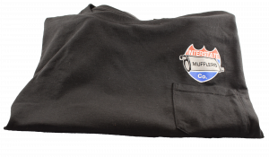Interstate Mufflers Logo T-shirt - Image 2