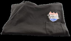 Interstate Mufflers Logo T-shirt - Image 2